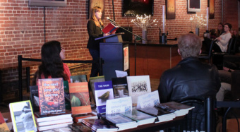 Clemson's 2015 Literary Festival kicks off on March 25.
