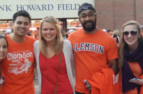 Clemson International Student Association is working to make sure all students feel at home on campus.