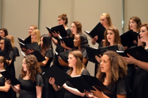 CU Women's Choir