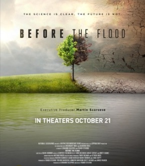 Before Flood promotional poster.