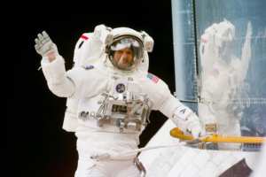 Astronauts may be able to capture waste urine and carbon dioxide and make replacement objects in space.