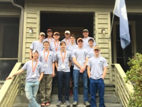 2018 South Carolina 4-H Forestry Clinic Participants