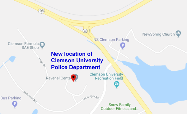 Clemson University Police Department soon will have a new ...