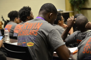 Erwin Center Summer Scholars learn from industry professionals and Clemson faculty.