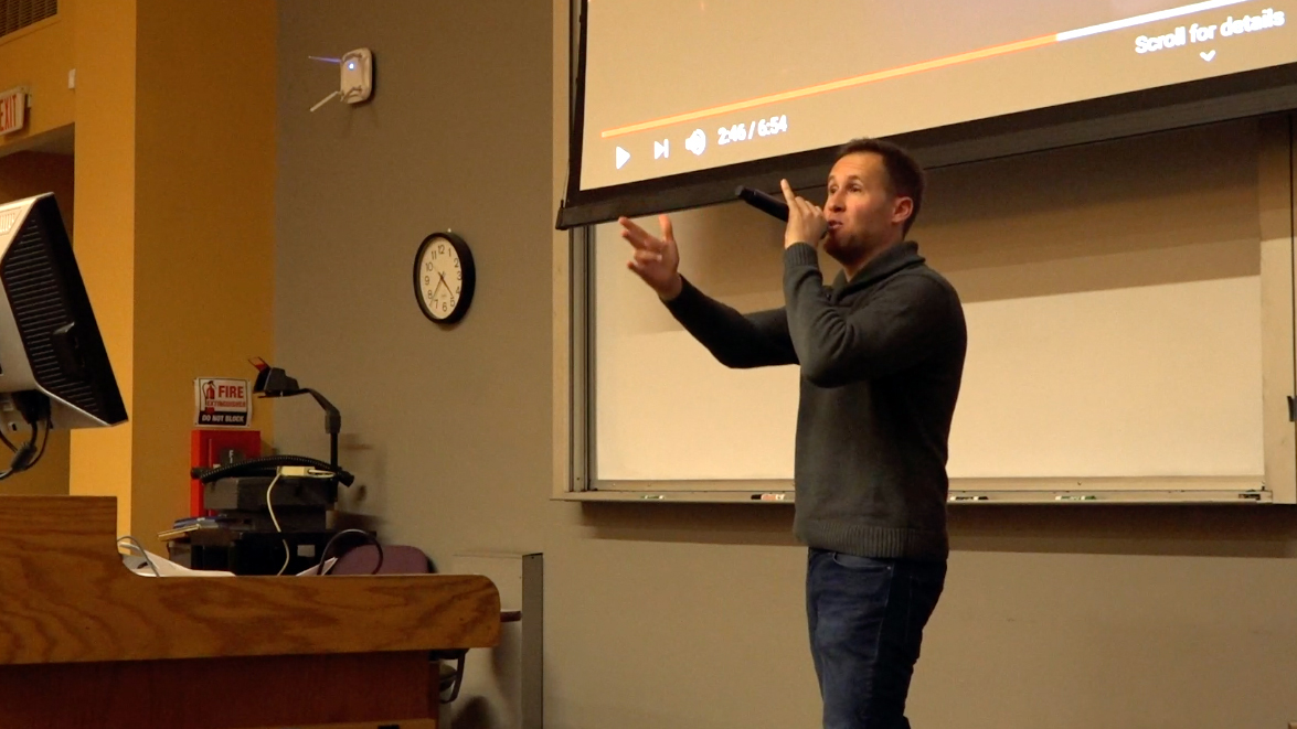 Clemson faculty member fuses hip-hop and sociology to engage