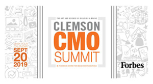 Erwin Center CMO Summit logo 2019